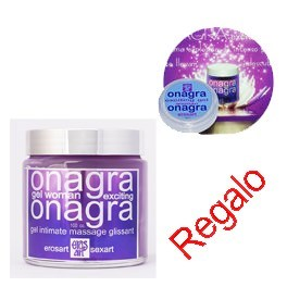 GEL DE ONAGRA EXCITANTE WOMAN 100 ml